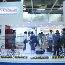 Huntsman Polyurethanes business makes a mark at the 5th PU Tech