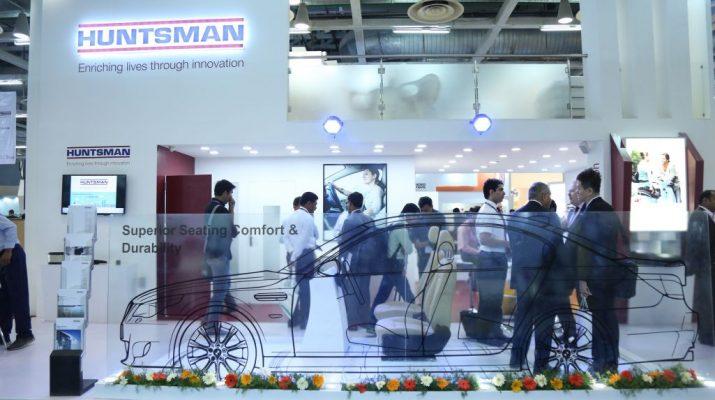 Huntsman PU Tech 2017 Booth - 5