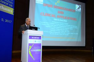 International workshop on application of clinical biomechanics in treating spine-related ailments