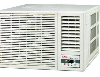 Intex Launches Air-Conditioners - Window AC Front