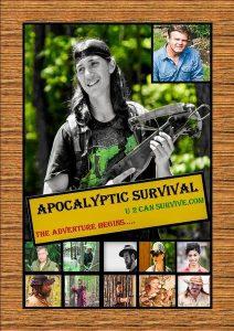 Jainardhan Sathyan-Poster-Apocalyptic Survival