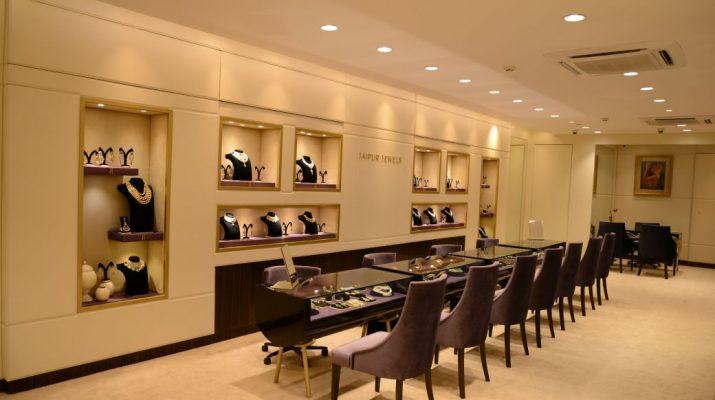 Jaipur Jewels Sunder Nagar Store Launch