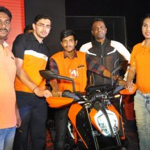All-new KTM Dukes launched in Vijayawada