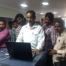Konica Minolta demonstrates its revolutionary production printing offerings in a roadshow held at Telangana