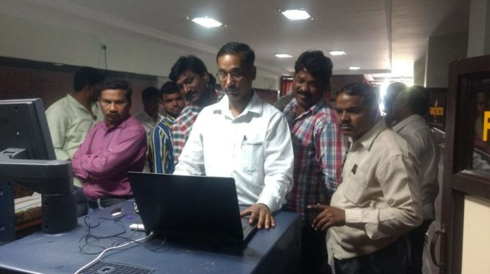 Konica Minolta demonstrates production printing offerings in a roadshow held at Telangana
