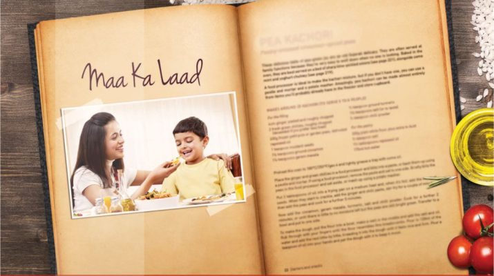 Maa ka laad - Courtyard by Marriott - Pune Chakan 2