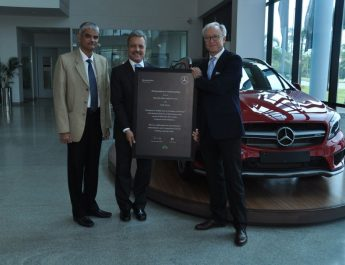 Mercedes-Benz India partners with Grow Trees to promote green cause 2