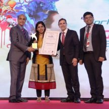Intex Women Leaders Honoured at Femina's 4th World Women Leadership Congress