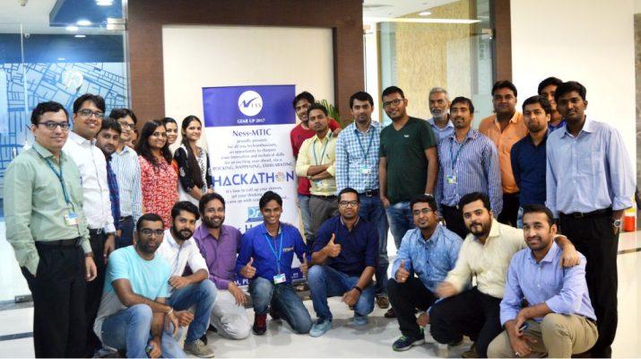 Ness Digital Engineering Organizes 2-Day Hackathon