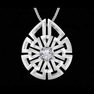 ORRA - Custom pendant - 1