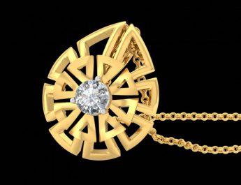 ORRA - Custom pendant - 3