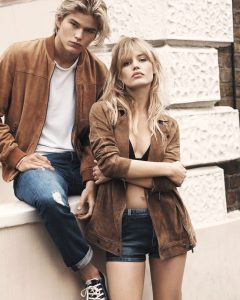 PEPE JEANS SS17 Campaign - WALK THIS WAY - 1