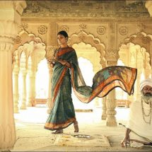 NEW COLLECTION LAUNCH BY PRATHAM – THE SAREE COURTYARD