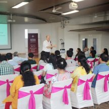 Project based learning session, hosted by Vega Schools