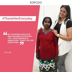 Roposo to celebrate Womens Day by honouring domestic helps - THE3