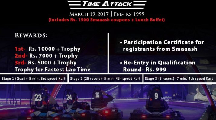 SKY KARTING GO KART TOURNAMENT- 19 MARCH - GO-KARTING TIME