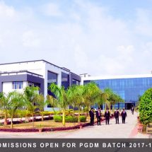 Admissions Open for the PGDM program at SRMS IBS, Lucknow