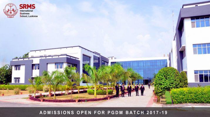 SRMS-IBS-Lucknow-PGDM Program-banner
