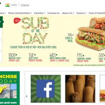 SUBWAY® India has opened its 600th restaurant in Bharuch, Gujarat