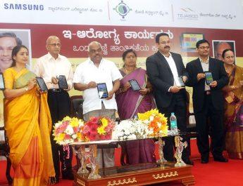 Samsung India distributing Samsung Galaxy Tab Iris to Government of Karnataka