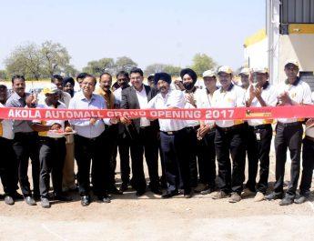 Shriram Automall Akola Inauguration - 67th facility - Ribbon Cutting