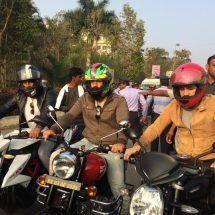 """Sri Harsha foundation conducts """"Stop Speed"""" awareness campaign in Bangalore on Speed Driving"""
