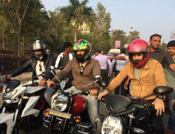 Sri Harsha Foundation - Stop Speed - Awareness Campaign - Sunil - Yash and Akhil Akkineni