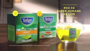 Tetley super green india Tata Global