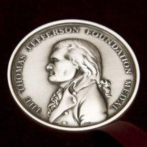 UVA, Monticello Announce Recipients of 2017 Thomas Jefferson Foundation Medals