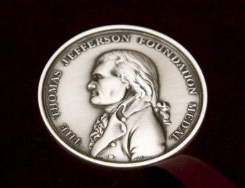 Thomas Jefferson Foundation Medal