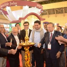 Travel and Tourism Fair Gets Rousing Response; Best In the Tourism Sector Awarded