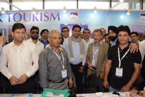 Travel and Tourism Fair Gets Rousing Response; Best In the Tourism Sector Awarded 4