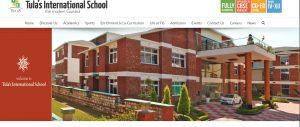 Tulas International School - Gurukul Systems - JEE Students