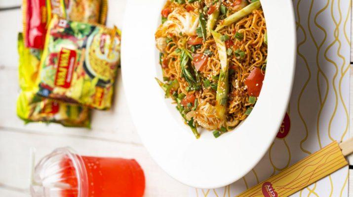 Wai Wai City - Sriracha Pataka