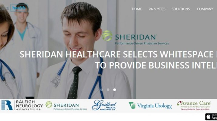 WhiteSpace Healthcare - Home page - Website