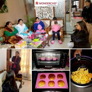 Wonderchef to employ 1 Lakh women across the country 3
