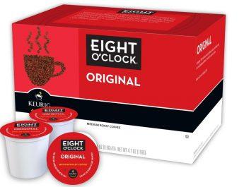 Eight-o-clock coffee k-cups Tata Global Keurig