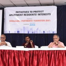 Bangalore Apartments Federation hosts panel discussion on retrospective STP and dual piping