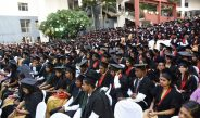 CMR Institute of Management Studies celebrates its Graduation Day