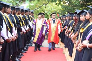 CMR Institute of Management Studies celebrates its Graduation Day