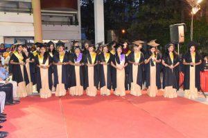 CMR Institute of Management Studies celebrates its Graduation Day 7