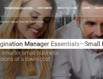 FICO - Origination Manager Essentials - Cloud based solution