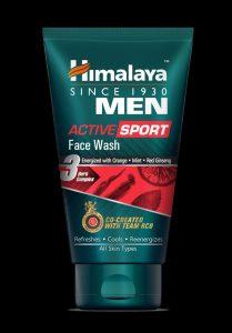 Himalaya Men Active Sport Facewash