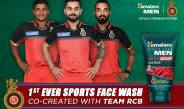 Himalaya Men and Royal Challengers Bangalore co-create India's first-ever facewash for Men with Active Lifestyle – Himalaya Men Active Sport Facewash