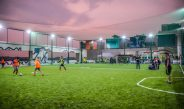 India's largest rooftop football arena launched at Embassy Manyata Business Park