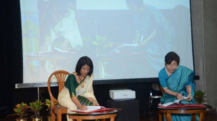 Ministry of Skill Development and Entrepreneurship - MSDE signs MoU with BYST