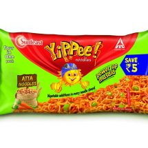ITC's Foods Division launches Sunfeast YiPPee! Power Up – Atta Noodles with vegetable infusions in each stranddles