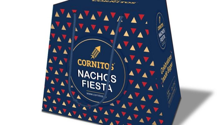 A gift-pack treat by Cornitos - Nachos fiesta