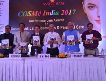 ASSOCHAM COSMe India 2017 - Personal Care Products 2