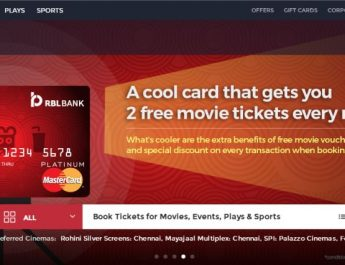 BookMyShow expands its multilingual interface
